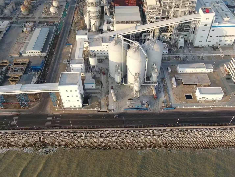 山钢集团日照项目3×1万吨粉煤hui钢ban库EPC项目